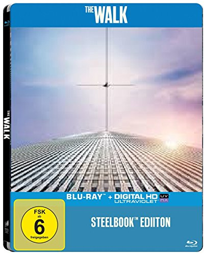 The Walk - Steelbook [Blu-ray]