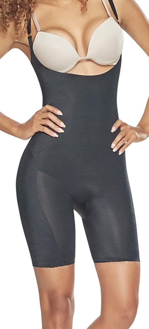 Faja Mujer para Bajar De Peso Quema Grasa Sudar Light Shaper Thermal Short