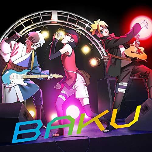 BAKU (通常盤) (特典なし)