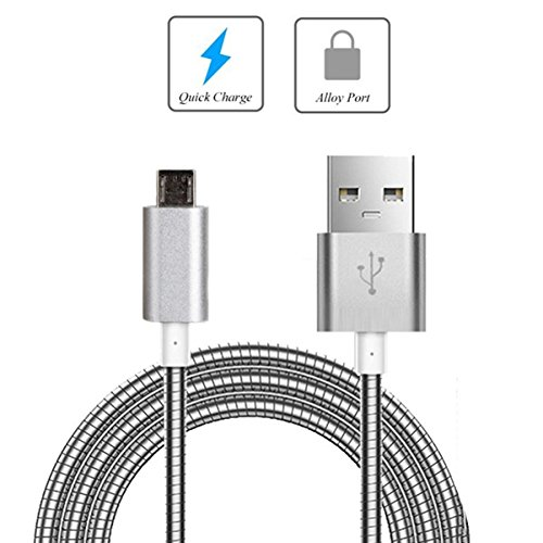 Galaxy Tab S3 9.7 Compatible 3-in-1 USB Cable Retractable Charge Sync Power Wire Data Transfer Cord for Samsung Galaxy Tab S3 9.7