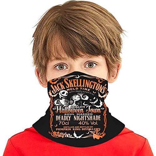 XJ-JX Ja-Ck and Sa-Lly Daniel's - Bufanda de seda de hielo con 6 filtros para adolescentes, variedad de toallas para la cara, pasamontañas, bandana para envolver la cabeza