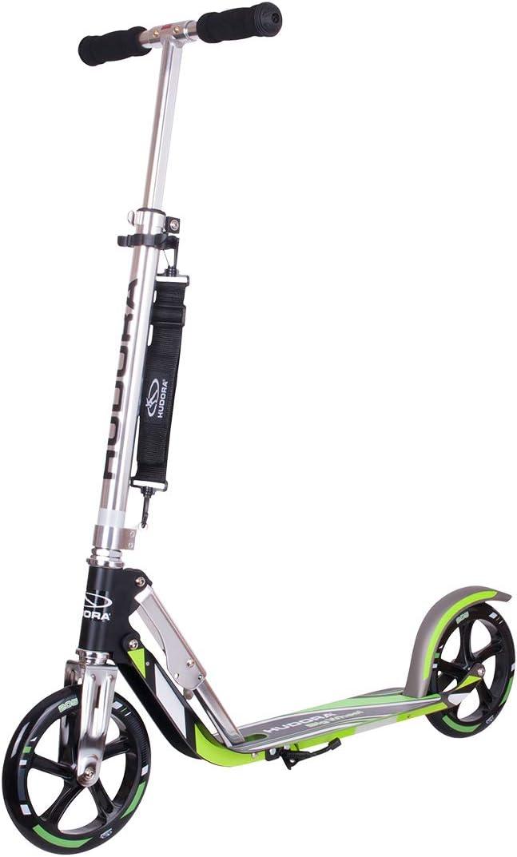 Hudora 14695 - Monopattino Big Wheel GS 205, peso massimo: 100 kg