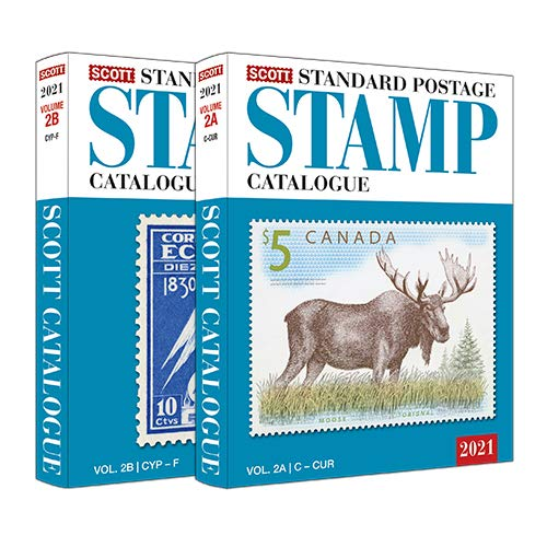 Compare Textbook Prices for 2021 Scott Standard Postage Stamp Catalogue - Volume 2 C-F Scott Catalogues 177 Edition ISBN 9780894875854 by Jay Bigalke