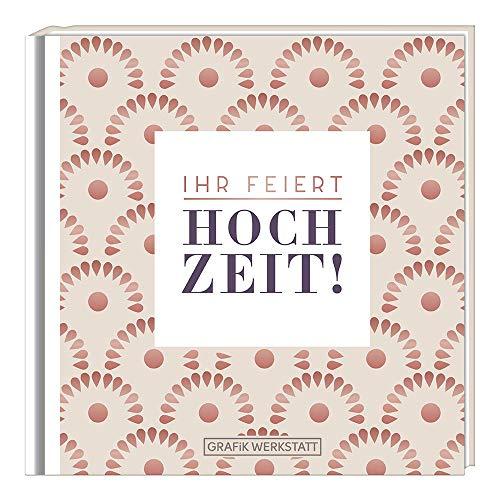 Ihr feiert Hochzeit!: Minibuch
