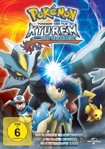 Pokémon der Film - Kyurem gegen den Ritter der Redlichkeit
