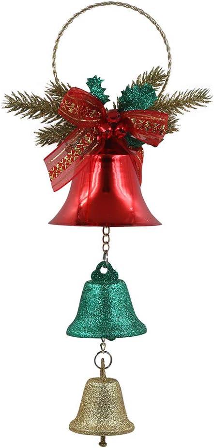 Anntool Chritsmas Hanging Ornaments Max 88% OFF Jingle Max 42% OFF Door Hangers Bell C