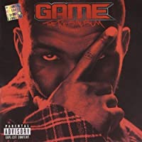 The R.E.D. Album [Explicit] by The Game (2011-08-23)