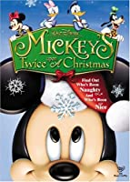 Mickey's Twice Upon a Christmas [DVD] [Import]