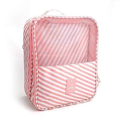 AZFUNN Shoe Storage Bag for Travel, Foldable Sh...