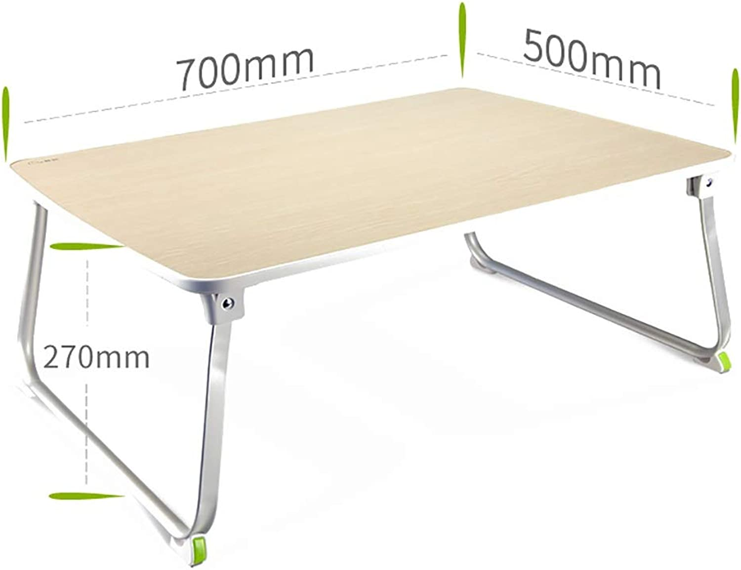 NSS Laptop Table, E1 Grade Environmentally Friendly Material is Healthy and Non-Toxic, Five Sizes are Available for You to Choose from. Portable Desk (Size   D)