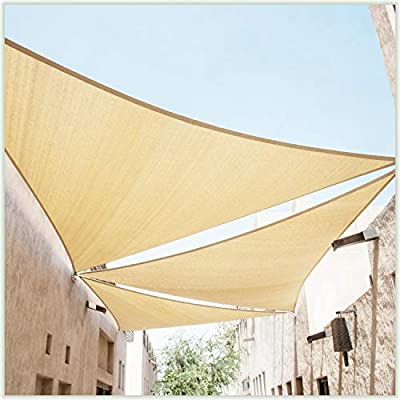 shade sail triangle