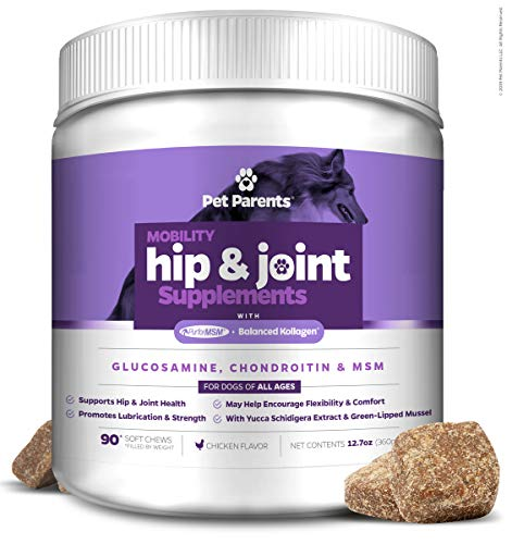 Top 10 best selling list for top hip and joint supplements for dogs