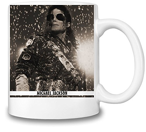 Michael Jackson Pop Legend Mug Cup