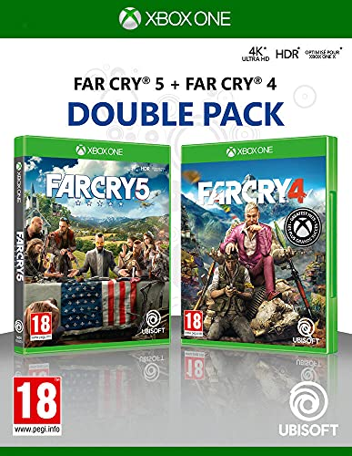 Far Cry 4 + Far Cry 5 Compilaci�n de juegos Xbox One