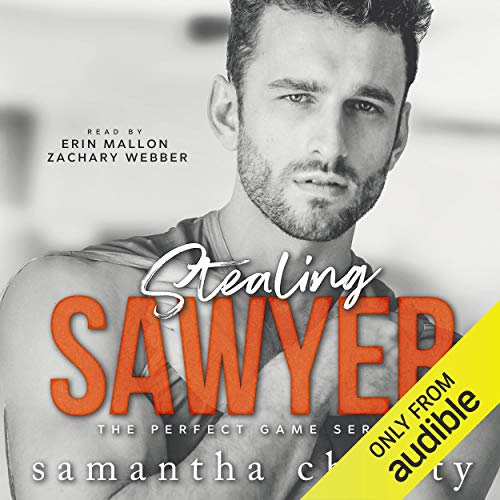 Stealing Sawyer Audiobook By Samantha Christy cover art