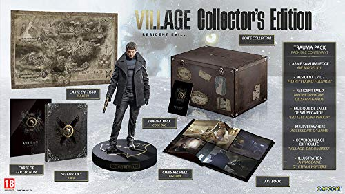 Resident Evil Village Collector Edition (Xbox Series X)