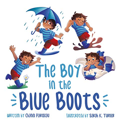 The Boy in the Blue Boots (English Edition)
