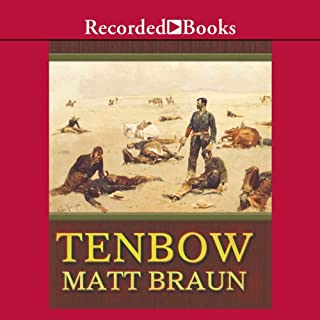 Tenbow audiobook cover art