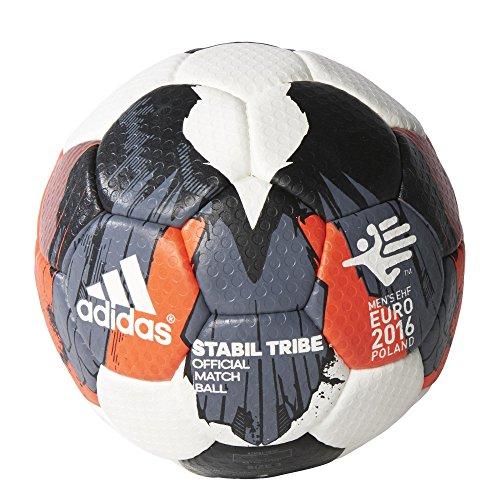 adidas Stabil Tribe M Offizieller der Handball EM 2016, weiß, 2