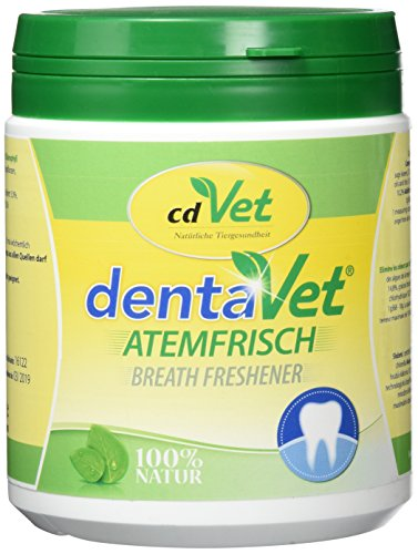 cdVet Naturprodukte DentaVet Atemfrisch 350 g