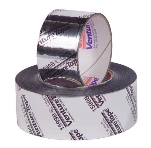 Ideal-Air Silver Flex Duct Tape 120 yd (24/Cs)