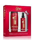 Revlon Uniq 1 All in One Shampoo 300ml and Hair Treatment 150ml Gift Pack