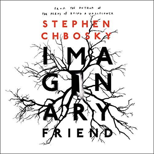 Imaginary Friend audiobook cover art