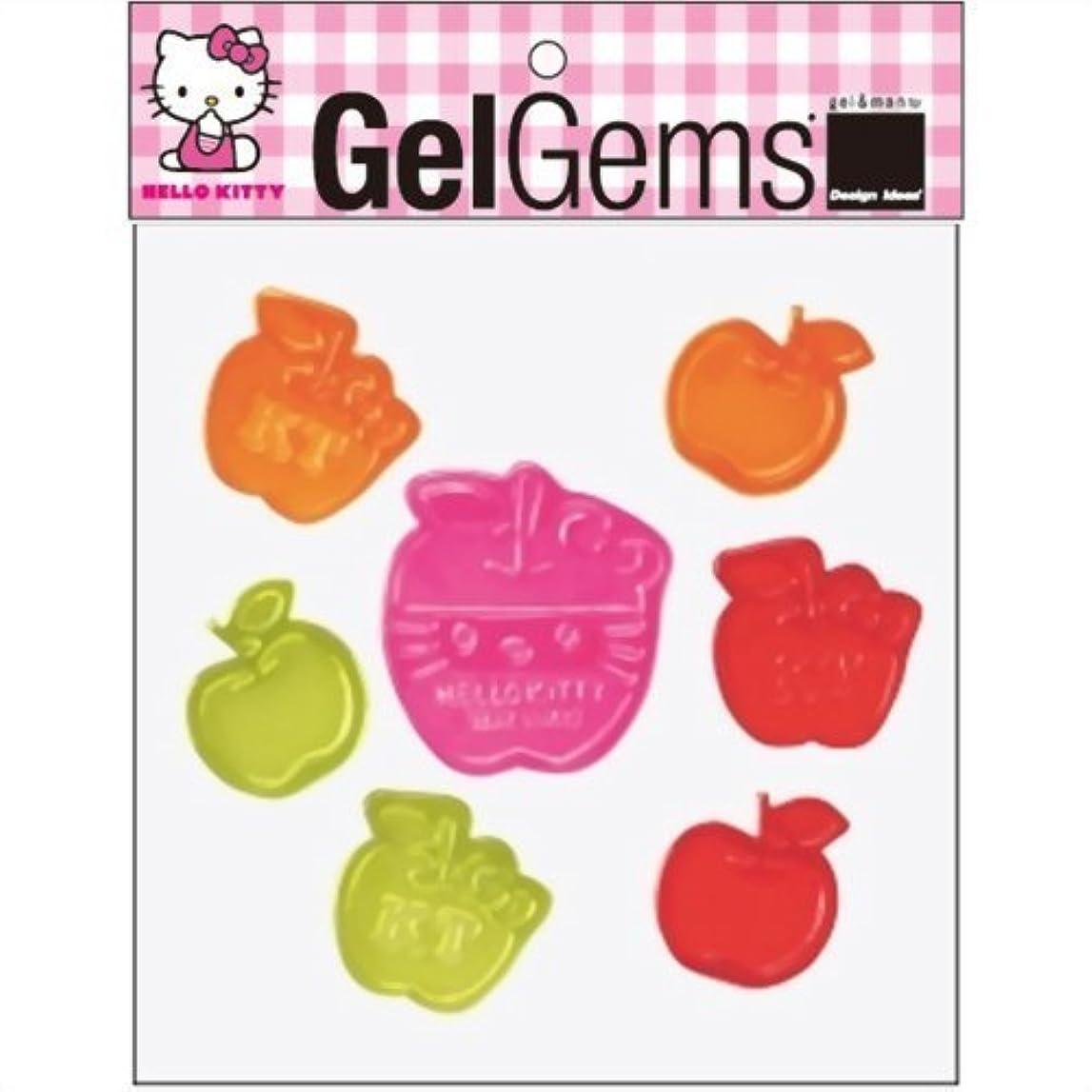 赤面魔女つぼみジェルジェムハローキティバッグS 「 リンゴフェイス 」 E1200001