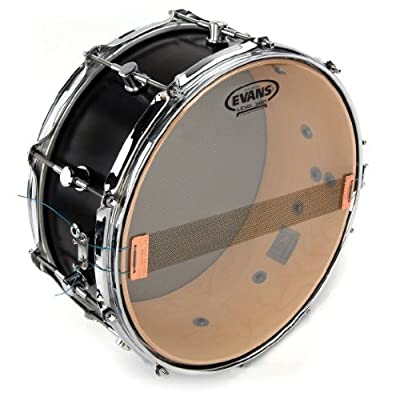 Musical Instrument Evans Clear 500 Snare Side Drum Head, 14 Inch Music Tool