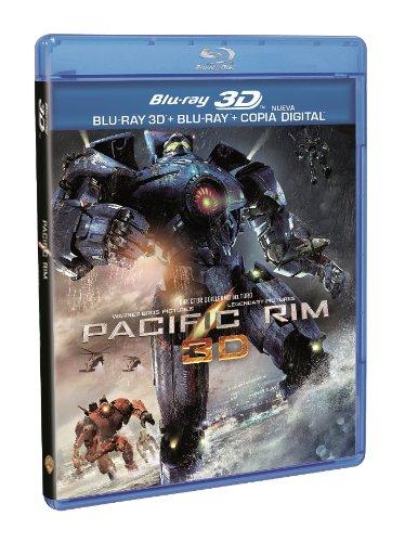 Pacific Rim (Blu-Ray 3d/Bd2d/Dc) [Blu-ray]