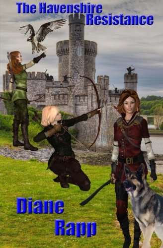 Book: The Havenshire Resistance (Heirs to the Throne - Book 2) by Diane Rapp