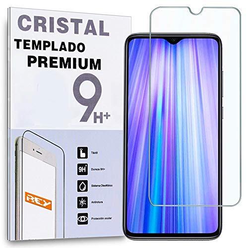 Protector de Pantalla para XIAOMI REDMI Note 8 Pro, Cristal Vidrio Templado Premium