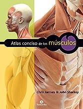 Atlas conciso de los músculos (Color) (Medicina)