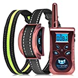 Tinfsmart Cat Meowing Stop Collar, Remote Training Collar for Cats No Shock Cat Collar for Meowing...