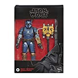 STAR WARS The Black Series Heavy Infantry Mandalorian Toy 6-inch Scale The Mandalorian Collectible Deluxe Action Figure, Kids Ages 4 and Up