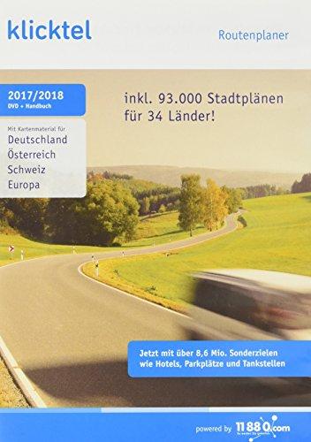 11880 Internet Services klickTel Routenplaner (2017/2018) Software