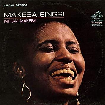 Makeba Sings!