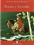 Biblioteca Teide 004 - Rimas y Leyendas -Gustavo Adolfo Bécqer- - 9788430760190
