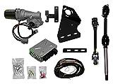 SuperATV EZ-Steer Power Steering Kit for 2013-2019 Polaris Ranger XP 900- for Gas Models