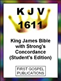 Best Bible Concordances - KJV 1611 King James Bible with Strong's Concordance Review