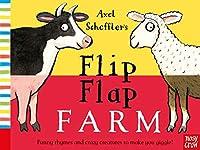 Axel Scheffler's Flip Flap Farm (Axel Scheffler's Flip Flap Series)