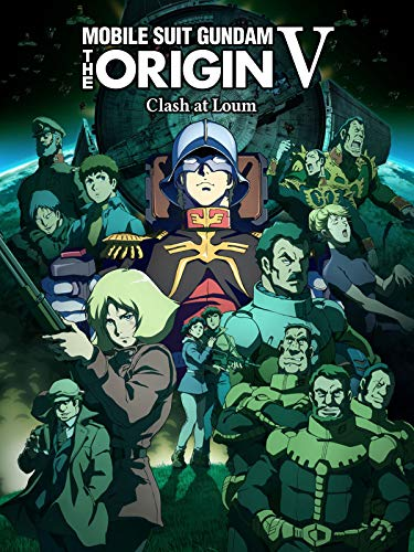 Gundam the Origin V: Clash at Loum