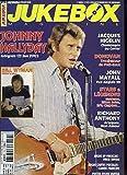 Jukebox Magazine N°193 - 19ème année : Johnny HALLYDAY, intégrale CD live 2003 - Jacques HIGELIN - Donovan, John MAYALL - Richard Anthony - Poster Sylvie Vartan