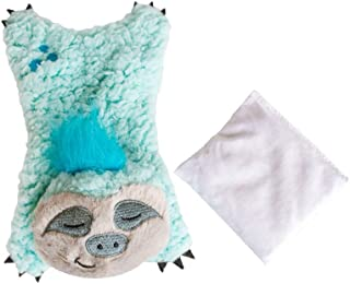 Petstages Puppy Cuddle Pal Comforting Dog Toy, Heats in Microwave, Plush Dog Toy