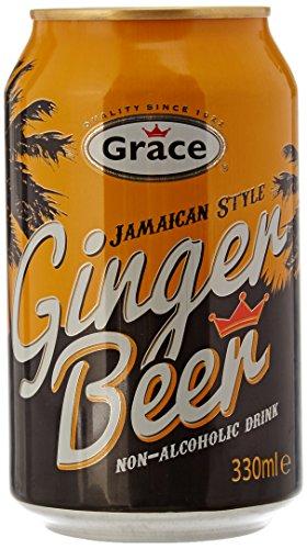Grace Ginger Beer Boisson Gazeuse 33 cl