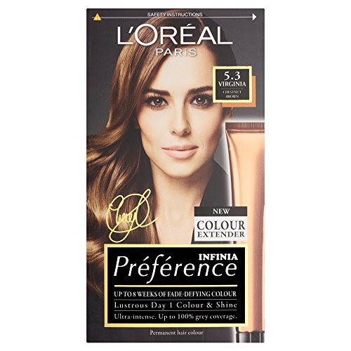 L'oreal Paris Recital Preference 5.3 Virginia - Chestnut Brown