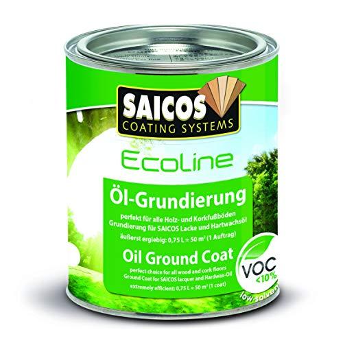 Saicos Colour GmbH ECO 300 3485 Ecoline olieprimer, palissander