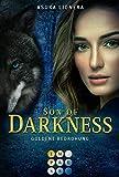 Son of Darkness 2: Goldene Bedrohung: Fantasy-Liebesroman für Fans der nordischen Götterwelt und Werwolf-Romance
