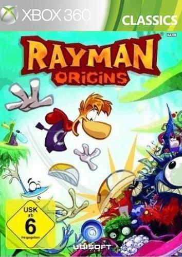 Rayman Origins [Xbox Classics]
