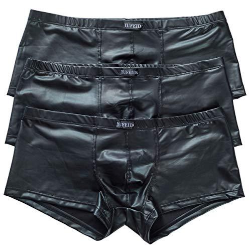 YFD - Ropa interior para hombre, calzoncillos, slip, bóxer, tanga,...